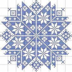 Норвежский узор. Схема вышивки крестом Норвежский узор, традиционные зимние звёзды, нравятся очень многим. В них есть некая магия, настоящая волшебная сказка. Вы тоже услышали звон колокольчика и топот оленей? Нет, не зря таким узором украшают зимние свитера. А ещё его можно вышить крестиком на домашнем текстиле, получатся вещи с настроением!