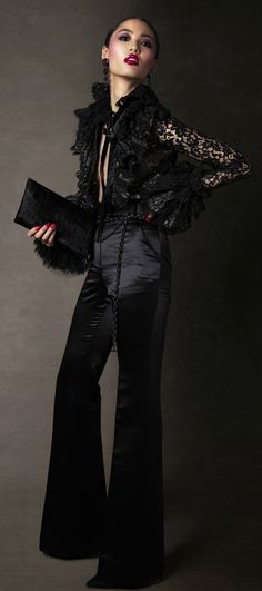TOM FORD Autumn-Winter 2011-2012 Womenswear Collection (15)
