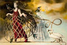 margo selski art | Margo Selski - Defined By Hair