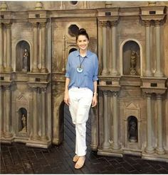 Marian Rivera Casual Wear, Casual Outfits, Casual Clothes, Marian Rivera, Royal Beauty, Celebs, Celebrities, Ootd Fashion, Style Icons