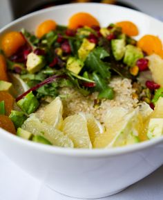 Salad for Breakfast: Green Your AM. Try it!