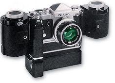 Nikon MD-1 Motor Drive