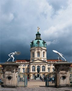 Berlin, Germany - Schloss Charlottenburg