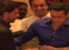 OMG! Salman Wants To Be Like Shahrukh