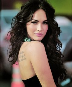 megan fox want this hair!!