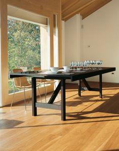 Tavoli e sedie Horm,tavolo Capriata #rifarecasa #maistatocosifacile grazie a #designbox & #designcard #idfsrl