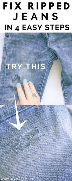 I enjoy Jeans ! And much more I want to sew my own Jeans. Next Jeans Sew Along I am going to show my qualified Riped Jeans, Ripped Knee Jeans, Ripped Jeggings, Ripped Knees, Patched Jeans, Denim Pants, Diy Jeans, Sewing Jeans, Diy Ripped Jeans Tutorial
