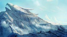 Dragon's Eye - Icewind Dale by Winterkeep.deviantart.com on @DeviantArt