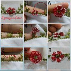 Needle Tatting, Needle Lace, Crochet Cowl Free Pattern, Knit Crochet, Helly Hansen, Canadian Smocking, Knitted Shawls, Knitting Socks, Hand Embroidery