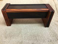 Wooden pen display box