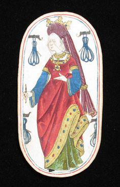 Playing Card | South Netherlandish | The Metropolitan Museum of Art
