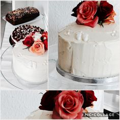Birthday Cake with Schokoladen Buttercreme