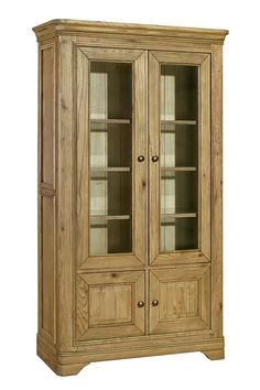 Loire glazed display unit. Order online at www.homewoodinteriors.co.uk