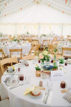 Marquee Quaint Home Made Farm Big Party Wedding http://www.emmacasephotography.com/