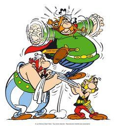 Astérix & Obélix (Officiel)