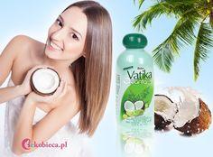 Dabur, Olejek do włosów Vatika Coconut to odżywka w formie olejku. Jest to olej kokosowy wzbogacony ekstraktami z amli, cytryny i henny oraz 6 innych ajurwedyjskich ziół.  http://www.ekobieca.pl/product-pol-3632-Dabur-Vatika-Coconut-Hair-Oil-Olejek-do-wlosow.html