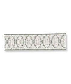 Shop Kravet T30297.15 Signature Oval Tape Seamist at onlinefabricstore.net for $27.3. Best Price & Service.