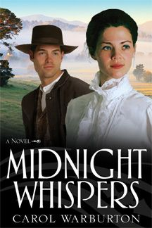 Midnight Whispers. Historical fiction set in Australia.