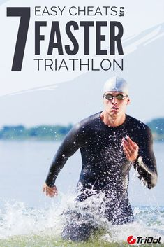 Shave significant time off of your race with these 7 easy cheats for a FASTER triathlon in our latest blog post. Click to read more.