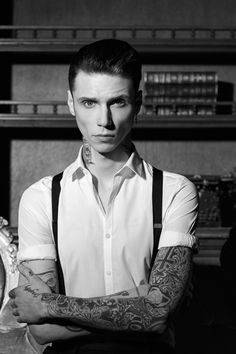 "Hear the World Premiere of Andy Black's Haunting New Single ""Stay Alive"""