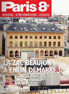 Paris 8e - N°31 - Novembre 2011 - A lire sur : http://fr.calameo.com/read/00053696645d0831ea522