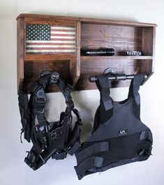 Wall Mounted Duty Gear Rack Tactical Tree and Hidden gun EDC Storage - Real Time - Diet, Exercise, Fitness, Finance You for Healthy articles ideas Police Gear Stand, Police Duty Gear, Weapon Storage, Gun Storage, Tactical Wall, Tactical Gear, Tactical Life, Warrior Rack, Hidden Gun