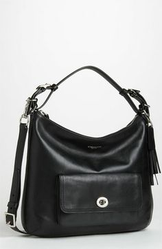 COACH 'Legacy - Courtenay' Leather Hobo available at #Nordstrom