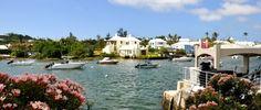 Scorcio sul mare a Hamilton, Isole Bermuda #viaggiaescopriBermuda #gotoBermuda http://www.viaggiaescopri.it/isole-bermuda-i-segreti-per-vivere-una-vacanza-low-cost/