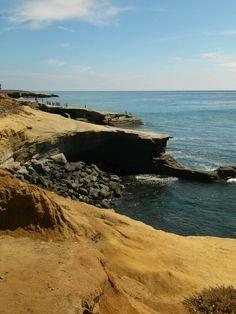 Sunset Cliffs  San Diego, California