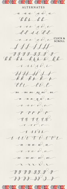 Rambies - Handwritten Calligraphy by Get Studio on Creative Market
