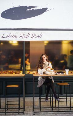 Lobster Rollin' In Soho - The Londoner