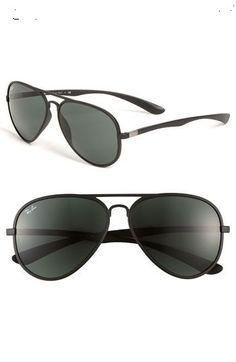 e0ab061f7064 I have gold and brown leather aviators need black!Ray-Ban  M Mod Caravan   Aviator Sunglasses