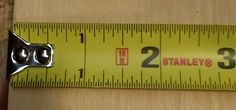 MeasuringTapeOnTable | Here are 4 Handy Tips About a Tape Measure You Probably Didn't Know!