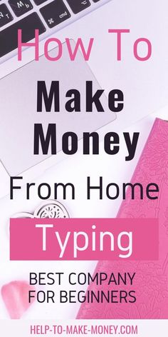 Looking for online jobs to work from home? If so, you can make money typing from… Looking for online jobs to work from home? If so, you can make money typing from home. Best company for new transcribers here! Ways To Earn Money, Earn Money From Home, Earn Money Online, Make Money Blogging, Way To Make Money, How To Make, Saving Money, Money Fast, Making Money From Home
