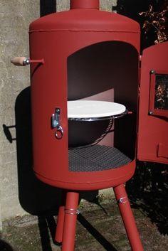 Wilt u eens wat anders dan is de bonbarrel van outtrade misschien wel de terraskachel die u - Barbecue ontwerp ...