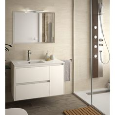 For a contemporary home, a new bathroom vanity is a better choice than a discount bathroom vanities. Small Toilet Room, Discount Cabinets, Minimalist Bathroom, Bathroom Decor, Vanity, Small Toilet, Washbasin Design, Bathroom Design, Bathroom
