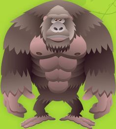 Exercises | Gorilla Workout -- if you have an iPad or iPhone this is a really good work out using body weight only! I travel constantly for work and this is perfect for small space workouts.