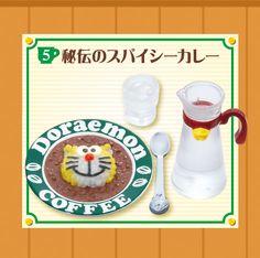 Re-Ment Miniatures - Doraemon Welcome To Café #5