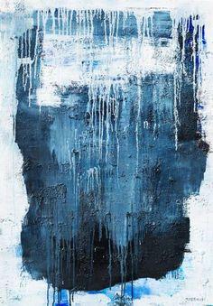"""Saatchi Art Artist Marine Arragain; Painting, """"HAIKU 10"""" #art"""