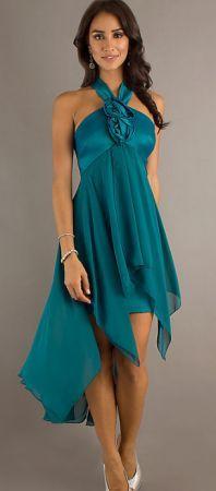 High Low Sleeveless Dress
