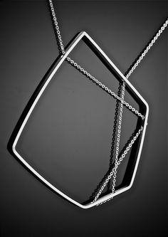 """""""Architecture and design are such a foundation to each of my collections and I am beyond excited to introduce this new line to like-minded design enthusiasts at Dwell on Design this year."""" Vanessa Gade Jewelry Design launched FORME at #dwellondesign #dod2012"""