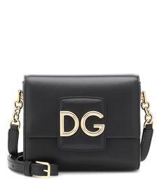 DOLCE  amp  GABBANA DG MILLENIALS LEATHER SHOULDER BAG.  dolcegabbana  bags   shoulder 6c9108d61e0ae