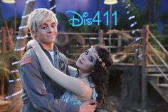 """Austin  Ally"" - Ross Lynch and Grace Phipps"