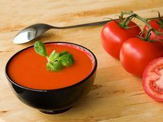 Gazpacho - Sopa à base de tomates