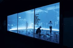 THEARTISTANDHISMODEL » Gertrude Contemporary Exhibition by Fabio Ongarato Design