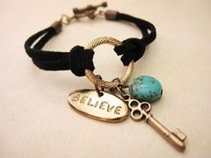 Very cute bracelet. This website has tons of great jewelry!