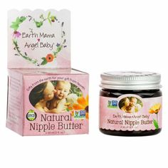 Natural Nipple Butter Organic Breastfeeding Cream - VEGAN lanolin-free, zero toxin calendula nipple cream for breastfeeding mamas, and anyone with dry, cracked skin. Its natural,safe for mama and baby Calendula, Baby Engel, Baby Cheeks, Earth Mama, Moisturizer For Dry Skin, Newborn Care, Shea Butter, Cocoa Butter, Bebe