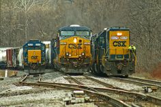 Csx Transportation, Railroad Photography, Model Trains, Locomotive, Contemporary, American, Pictures, Photos, Locs