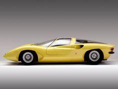 Alfa Tipo 33/2 Coupe Speciale - never heard of it but it's beautiful  #alfa #alfaromeo #italiancars @automobiliahq