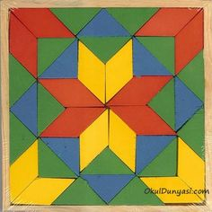 Maze Puzzles, Magic Carpet, Tumblr Wallpaper, Barn Quilts, Scroll Saw, Wood Toys, Pattern Blocks, Woodworking Projects, Art For Kids